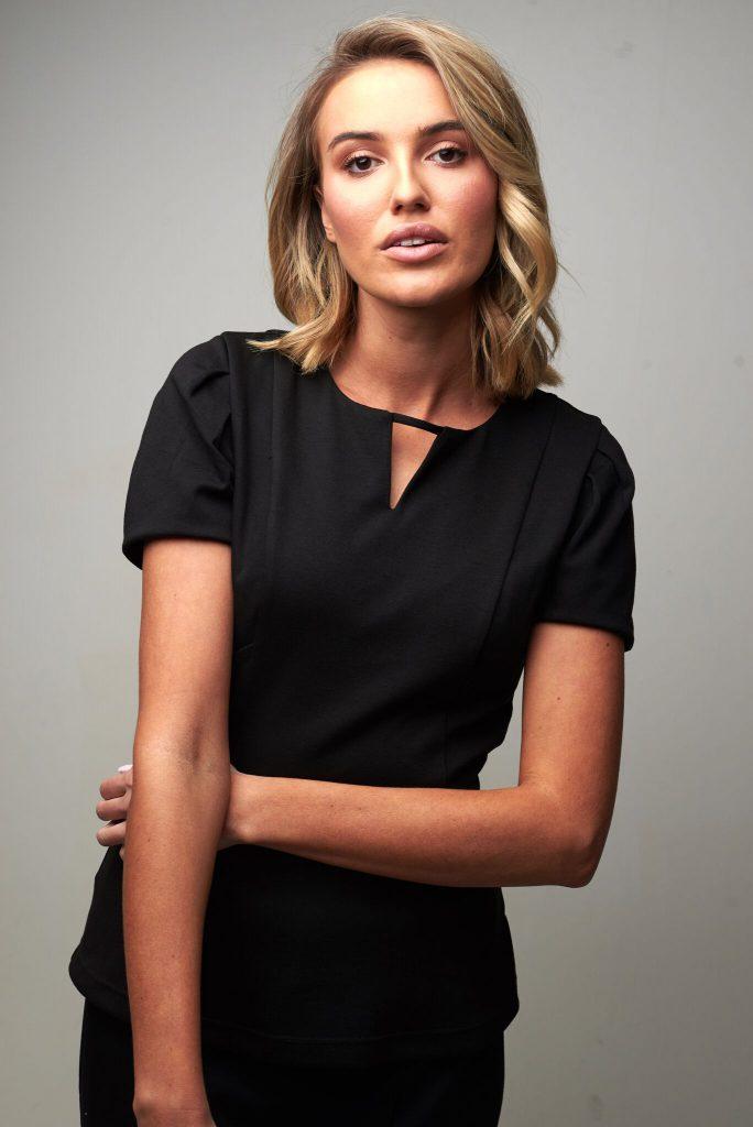 Dash beauty uniform top