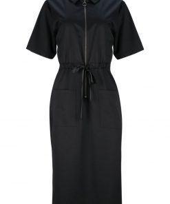 Midi dress for beauty therapist uniform