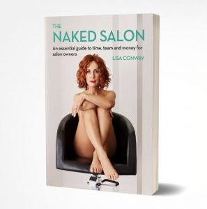 Lisa Conway - The Naked Salon - Book