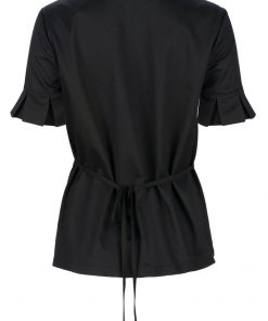 Short Sleeve Beauty Uniform Back View