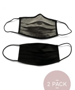 face mask 2 pack