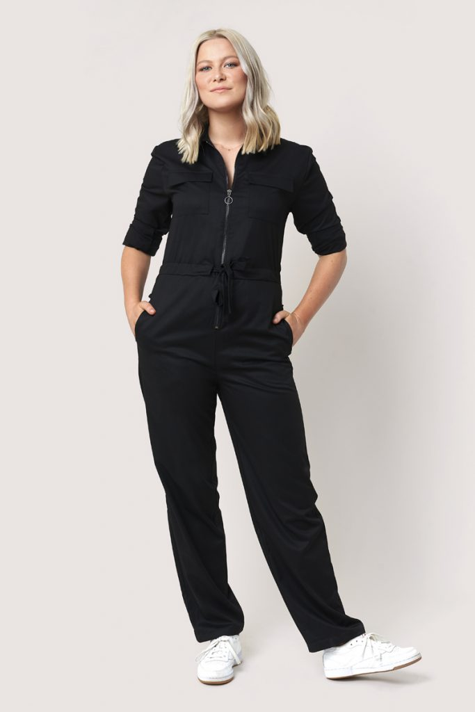 Rado jumpsuit for stylists and beauty therapists