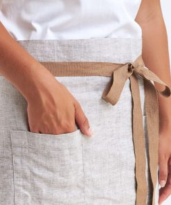 Star waist apron zoom