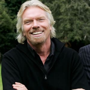 Sir Richard Branson quote about looking after teams
