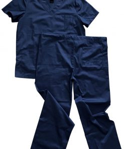 Sustainable Medical Scrubs: top and pants set